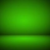 Fond vert intérieur de pièce abstraite photographie stock