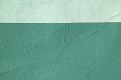 Fond vert multicolore coloré de modèle de peinture de mur Images stock