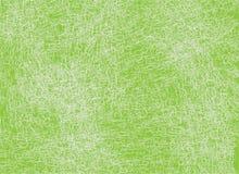 Fond vert peint par silhouette de vecteur Image libre de droits