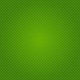 Fond vert sans couture de point de polka Photographie stock