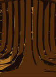 Fond vertical abstrait Image stock
