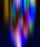 Fond vibrant vif vertical d'abstraction de mouvement de couleur photo libre de droits