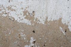 Fond vide abstrait Texture de mur en béton Ciment et surface en béton images libres de droits
