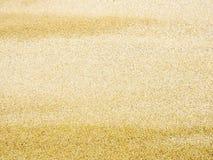 Fond vide de texture de sable Images stock