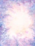 Fond violet abstractif Photo libre de droits