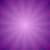 Fond violet de cirque Image stock