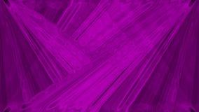 Fond violet de longueur de rayons banque de vidéos