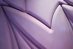Fond violet rose de velours Image stock