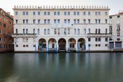 Fondaco dei泰代斯基,豪华百货店大厦在威尼斯,意大利 库存图片