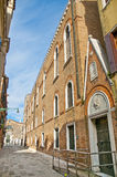 Fondaco dei Turchi at Venice, Italy Royalty Free Stock Images