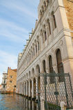 Fondaco dei Turchi at Venice, Italy Stock Photography