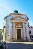 Fondamenta de la Maddalena church, in Venice, Italy, Europe Stock Image