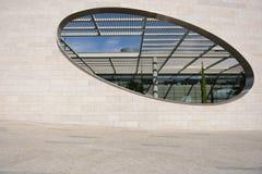 Fondamento di Champalimaud, Lisbona Immagini Stock