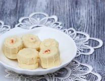 Fondant délicieux de sucrerie Photos libres de droits