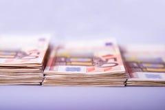Fondi crescenti Fotografia Stock Libera da Diritti