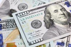 Fondi degli Stati Uniti Fotografia Stock