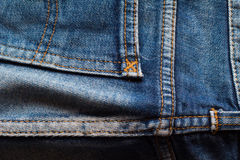 Fondi del denim Immagine Stock