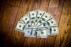 Fondi Dolar fotografia stock libera da diritti