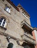 Fondi stad i Italien Royaltyfri Foto