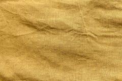 Fondo áspero de la tela de algodón imagen de archivo libre de regalías