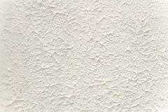 Fondo áspero de la textura del cemento blanco fotografía de archivo