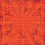 Fondo étnico abstracto del grunge Imagen de archivo libre de regalías