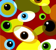 Fondo 02 del color Fotos de archivo