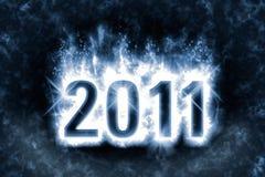 fondo 2011 Fotografía de archivo