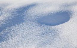 Fondo 3 de la nieve Foto de archivo libre de regalías