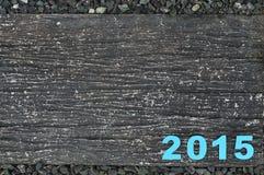 Fondo 2015 Fotografia Stock