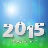 fondo 2015 Imágenes de archivo libres de regalías