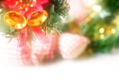 Fondo 7 de la Navidad Imagenes de archivo
