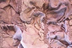 Fondo abigarrado de la materia textil Imagenes de archivo