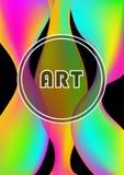 Fondo abstracto 58 Foto de archivo libre de regalías