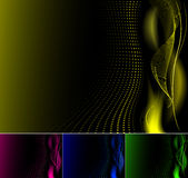 Fondo abstracto. ilustración del vector