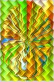 Fondo abstracto 3D Foto de archivo libre de regalías
