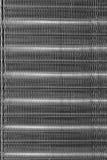 Fondo abstracto - aletas del radiador Fotos de archivo libres de regalías