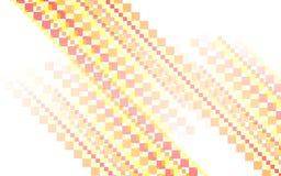 Fondo abstracto anaranjado Imagenes de archivo