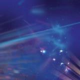 Fondo abstracto azul Fotografía de archivo libre de regalías