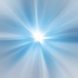 Fondo abstracto azul Imágenes de archivo libres de regalías