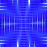 Fondo abstracto azul brillante elegante