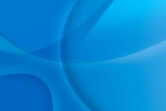 Fondo abstracto azul con el espacio de la copia Foto de archivo libre de regalías