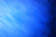 Fondo abstracto azul de Gradated Fotografía de archivo