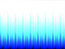 Fondo abstracto azul suave Foto de archivo libre de regalías