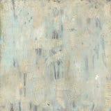 Fondo abstracto azul y gris pintado sucio Fotografía de archivo libre de regalías