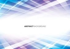 Fondo abstracto azul y púrpura libre illustration