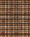 Fondo abstracto bajo la forma de rejilla ilustración del vector