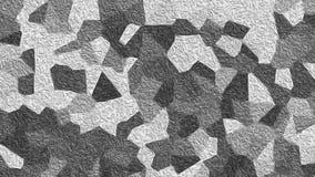 Fondo abstracto blanco y negro Imagen de archivo libre de regalías