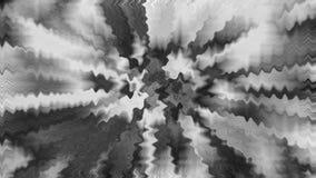 Fondo abstracto blanco y negro Fotos de archivo
