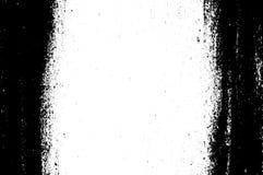 Fondo abstracto blanco y negro del modelo del arte Imagenes de archivo